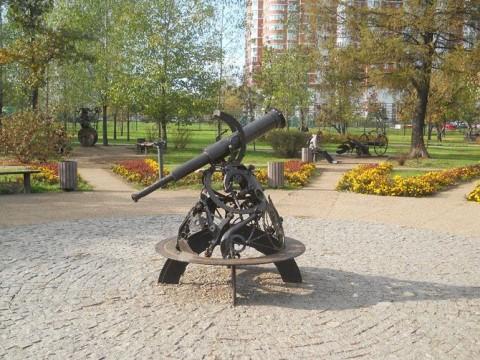 Znaki zodiaku – park w Moskwie 24 zdjęcia, opis po polsku.