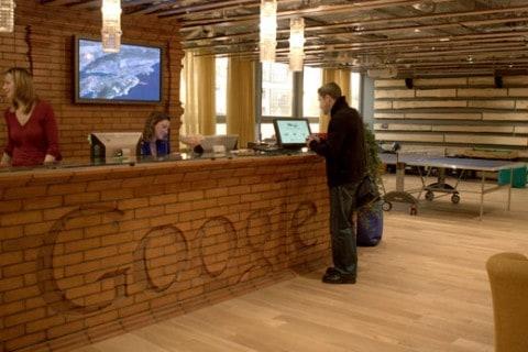 Biuro Google w Moskwie