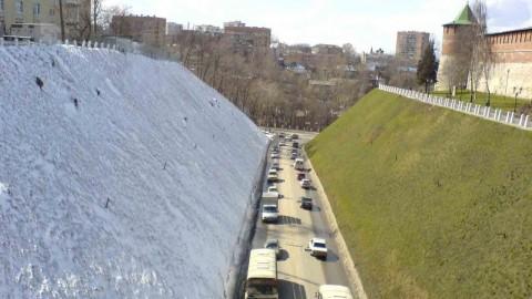Walka zimy i lata w Niżnym Noworgodzie
