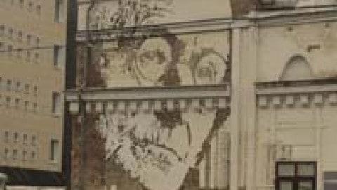 Sztuka uliczna w Moskwie