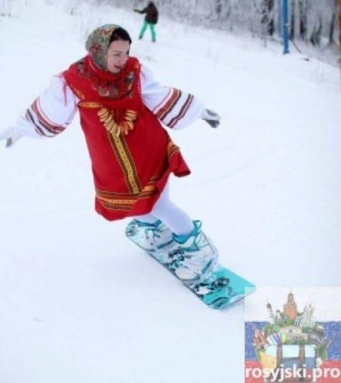 Tu się spotykają tradycje rosyjskie i współczesność
