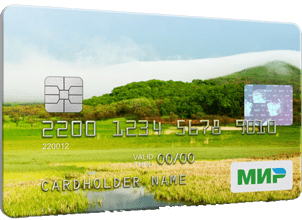 Karta płatnicza MIR kurs języka rosyjskiego online