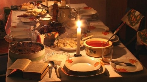 Jak świętują Boże Narodzenie w Rosji – tekst po rosyjsku z audio.