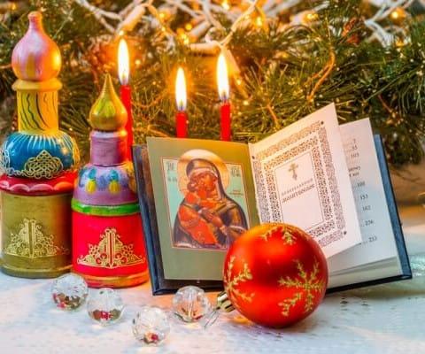 prawosławne święta Bożego Narodzenia