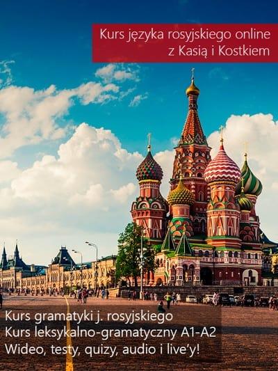 Kurs języka rosyjskiego online min