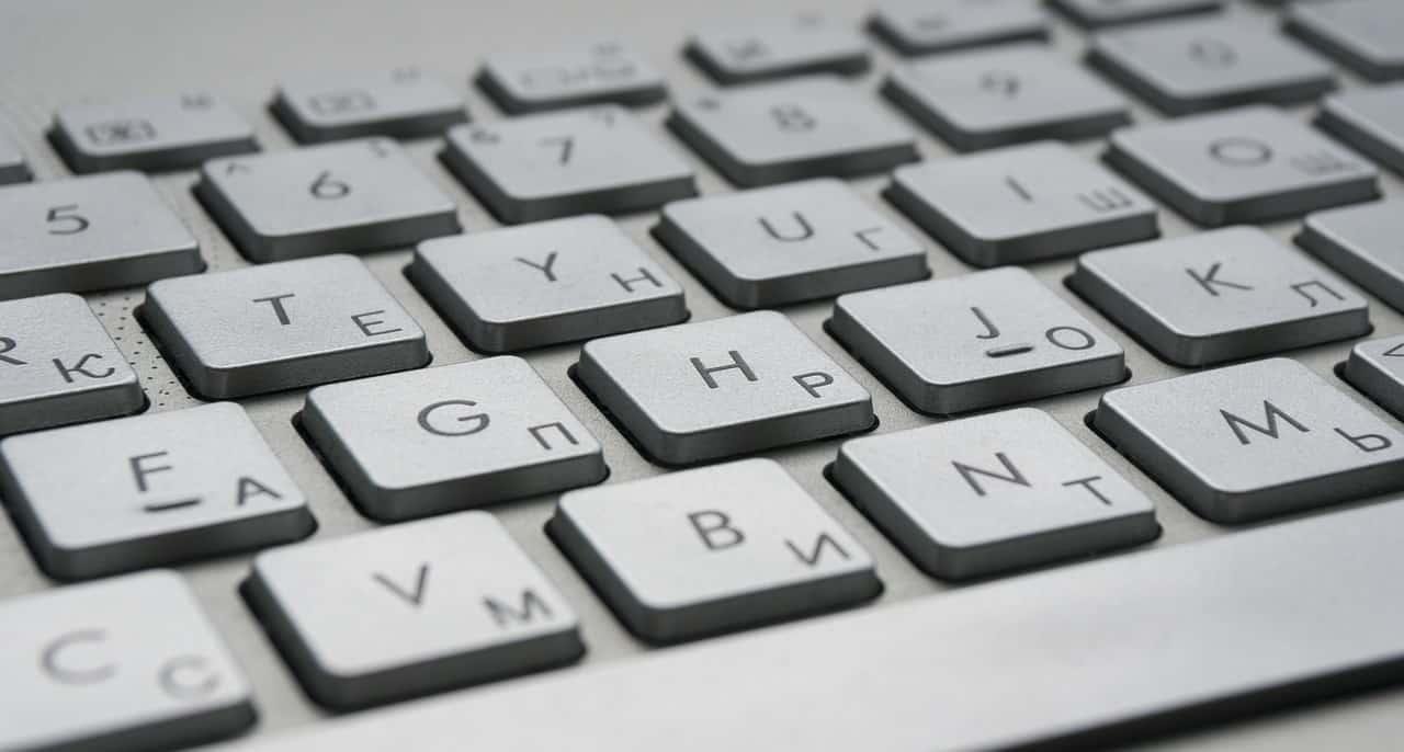 jak pisać po rosyjsku na klawiaturze